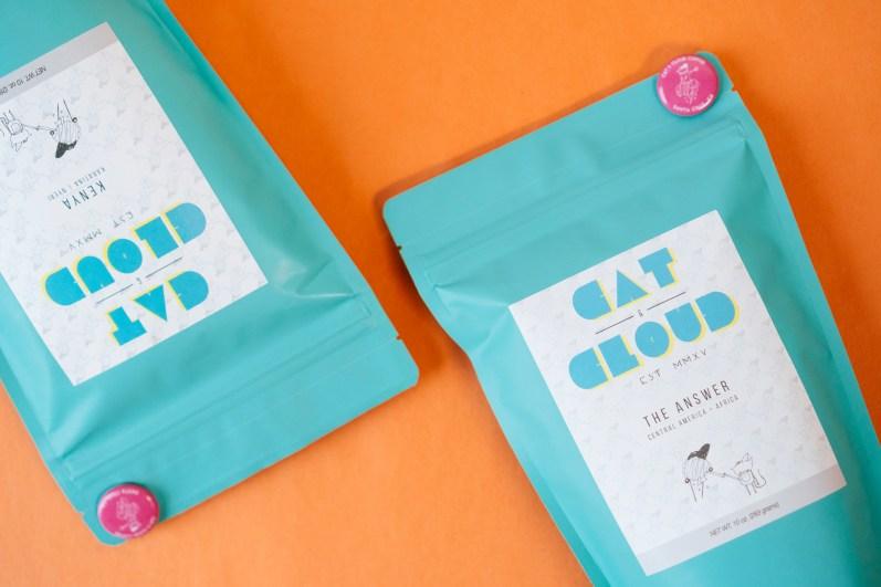 Cat & Cloud Bags