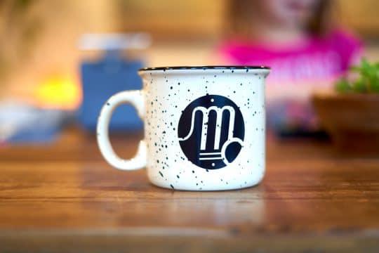 Metric mug