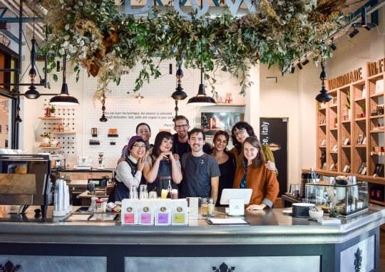 Dapper & Wise at La Marzocco Café