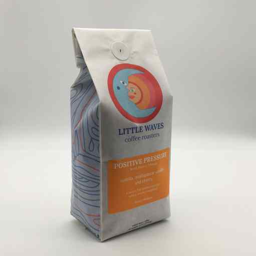 single bag of the new little waves packaging