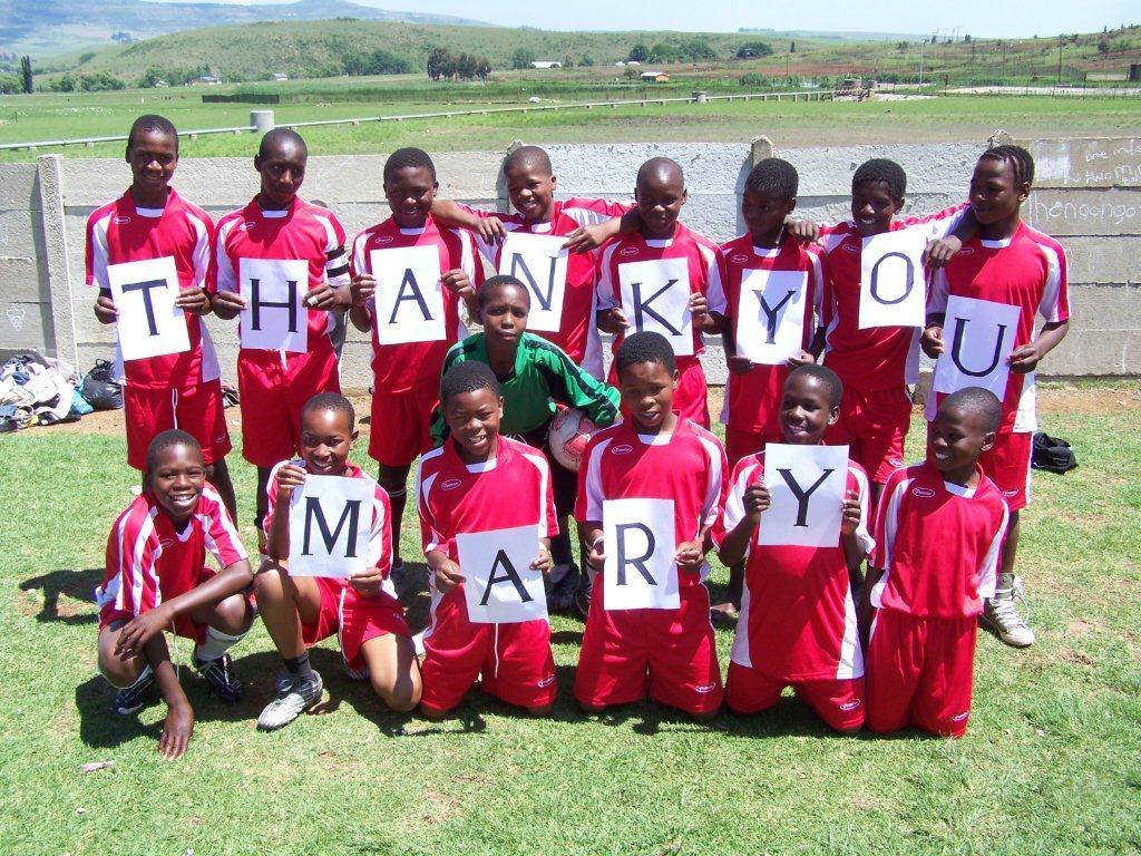 SA Football team
