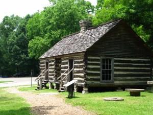 Slave quarters at Belle Meade