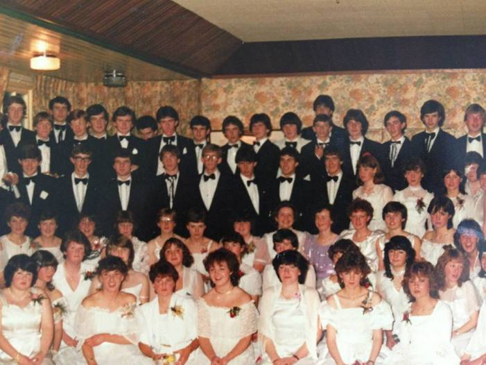 The Debs... 1982