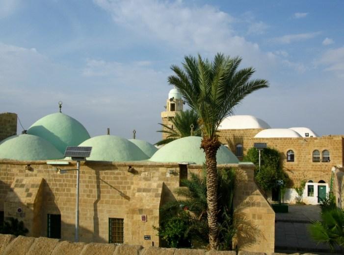 Nabi Mosa mosque Israel
