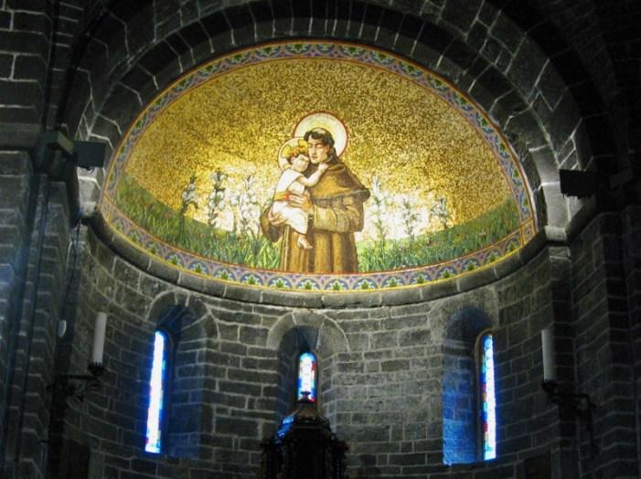 church of San Giancomo bellagio