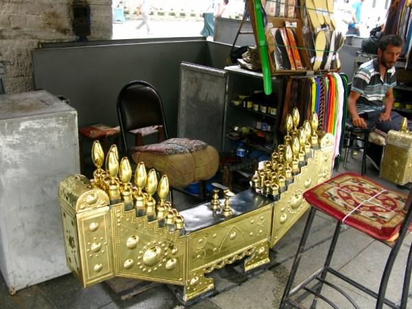 Shoeshine in Istanbul