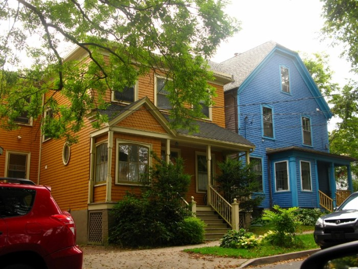 Houses in Halifax