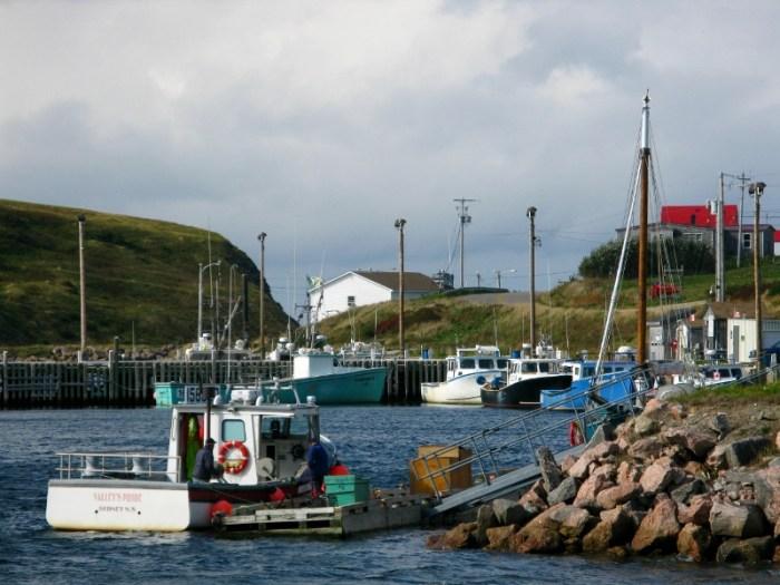 Cape Breton Neal's Harbor