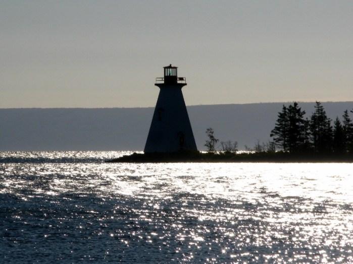 Nova Scotia lighthouse