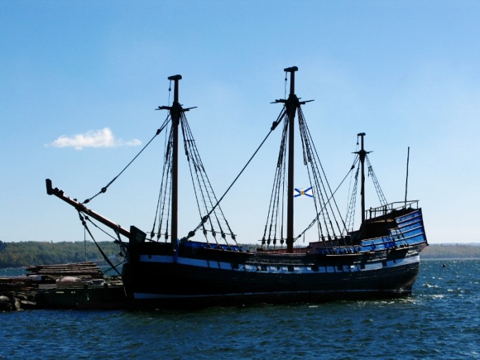 Ship Pictou Nova Scotia