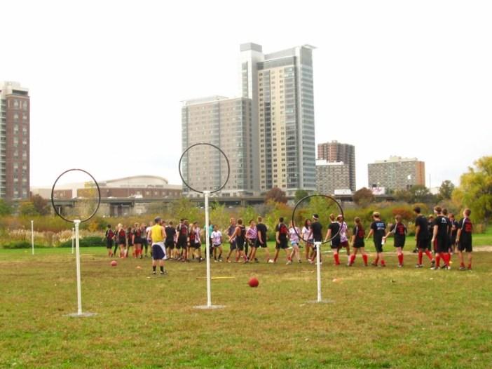 Quidditch in Boston