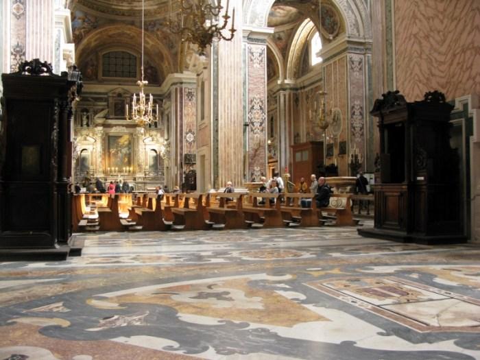 Chiesa di Santa Chiara Naples