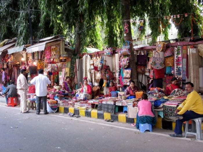 Delhi Janpath Market