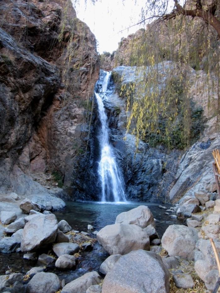 waterfall High Atlas