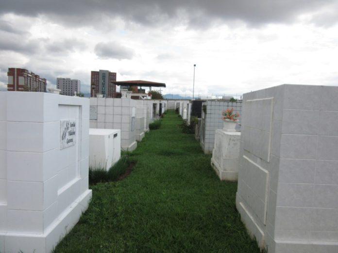 Cementerio de Obreros de la ciudad de San José Costa Rica