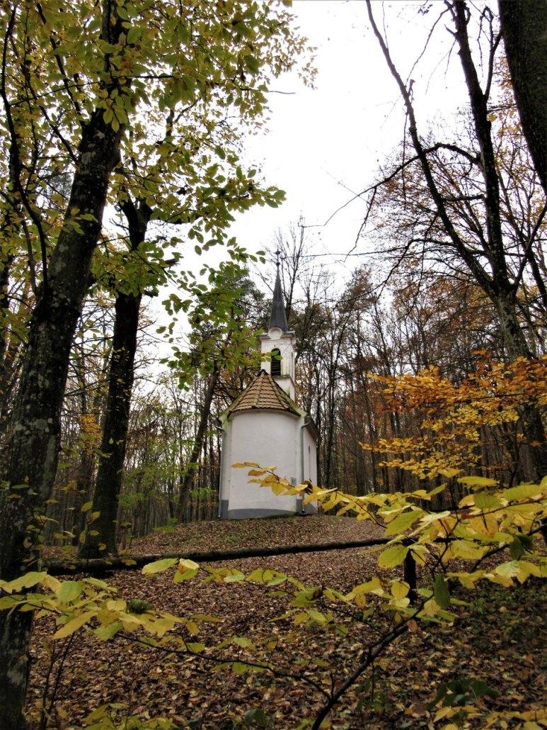 Bukovniško St Vita's chapel