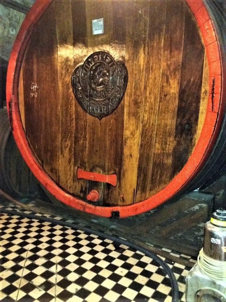 Unicum barrell