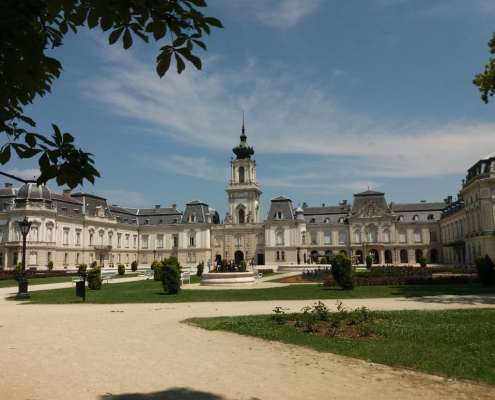 Festetics Palace Hungary