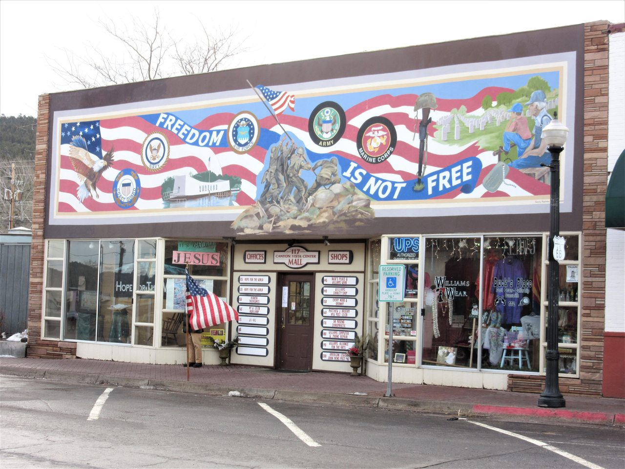 Made in America, Buck WIlliams and his shop in Williams AZ