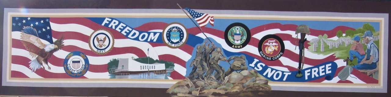 Made in America Buck Williams, Williams AZ
