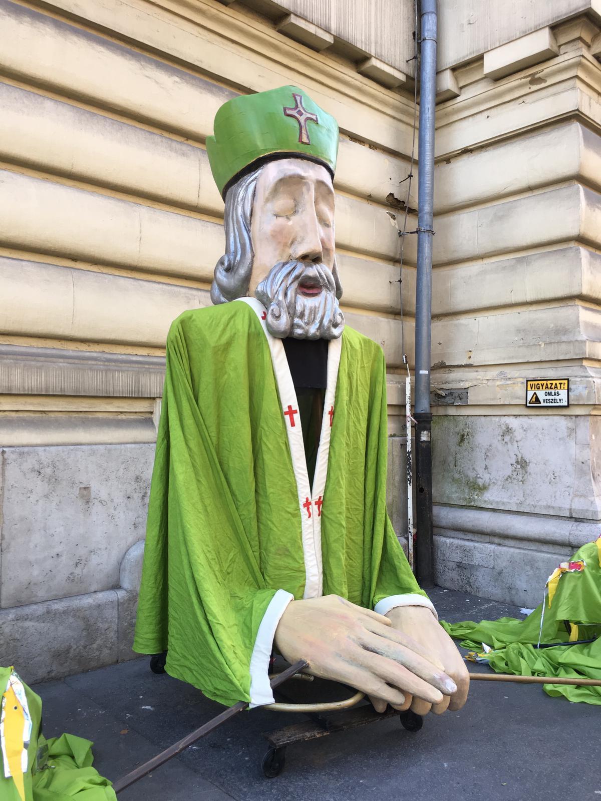 St Patrick's Day Parade Budapest