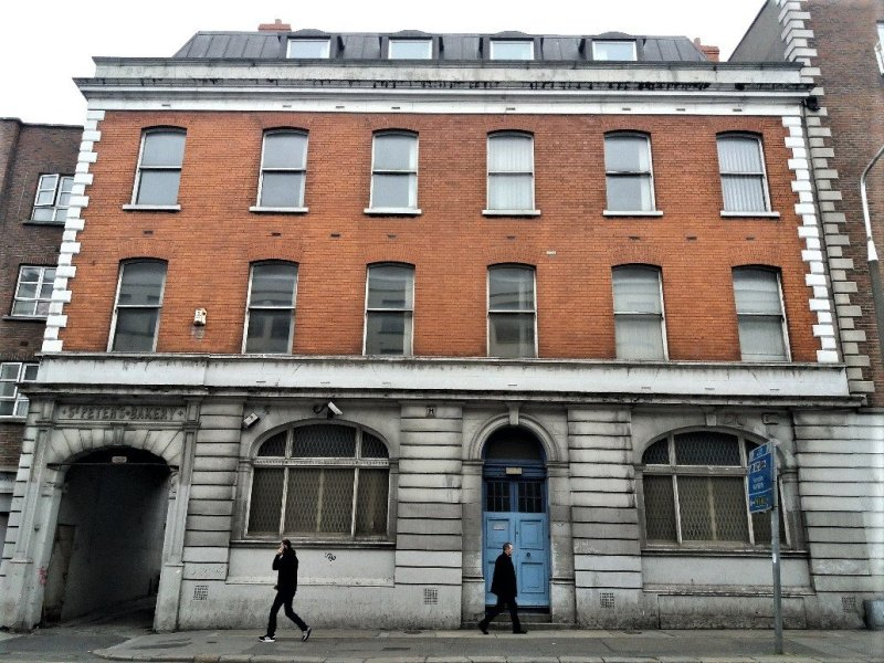 St Peter's Bakery Parnell Street Dublin near the North Strand