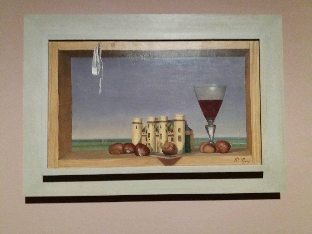 Pierre Roy's Une Journee a la Campagne Surrealism