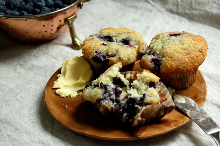 Our Go-To Best Blueberry Muffins