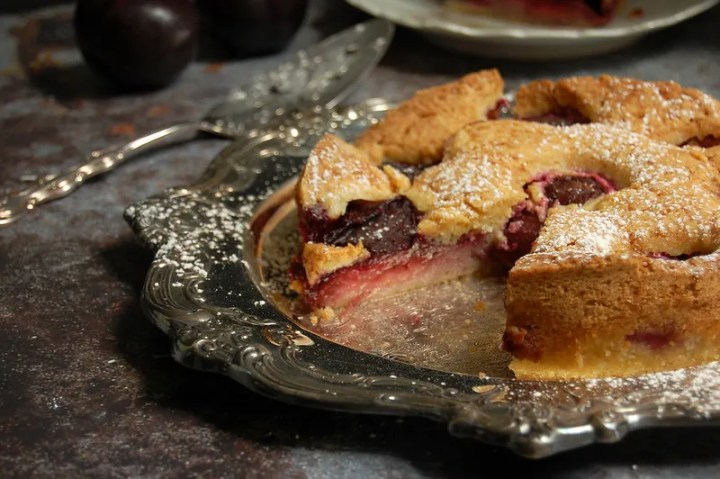 sliced plum torte nytimes