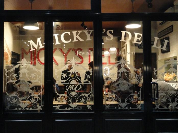 Micky's Deli, Rue des Rosiers