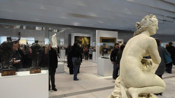 Le Louvre - Lens, la Galerie du Temps