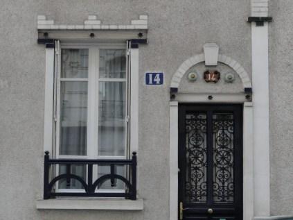 Rue Henri Pape - Maison n°14