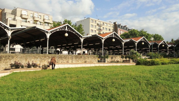 Parc Georges Brassens - Halle aux Chevaux