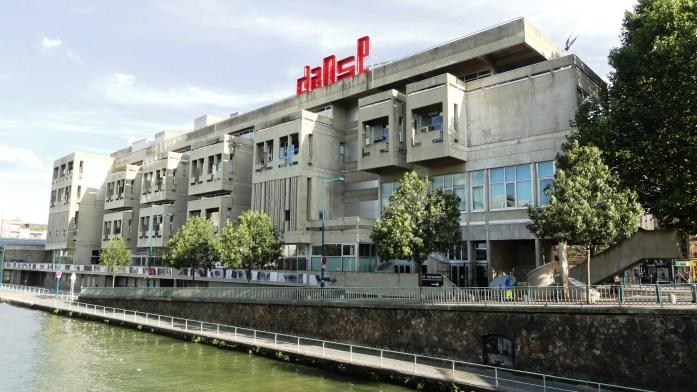 Centre National de la Danse, Pantin