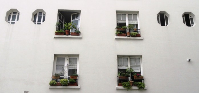 Rue Simon Dereure - Façade