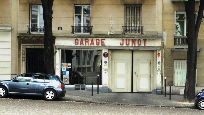 Avenue Jugnot - Garage