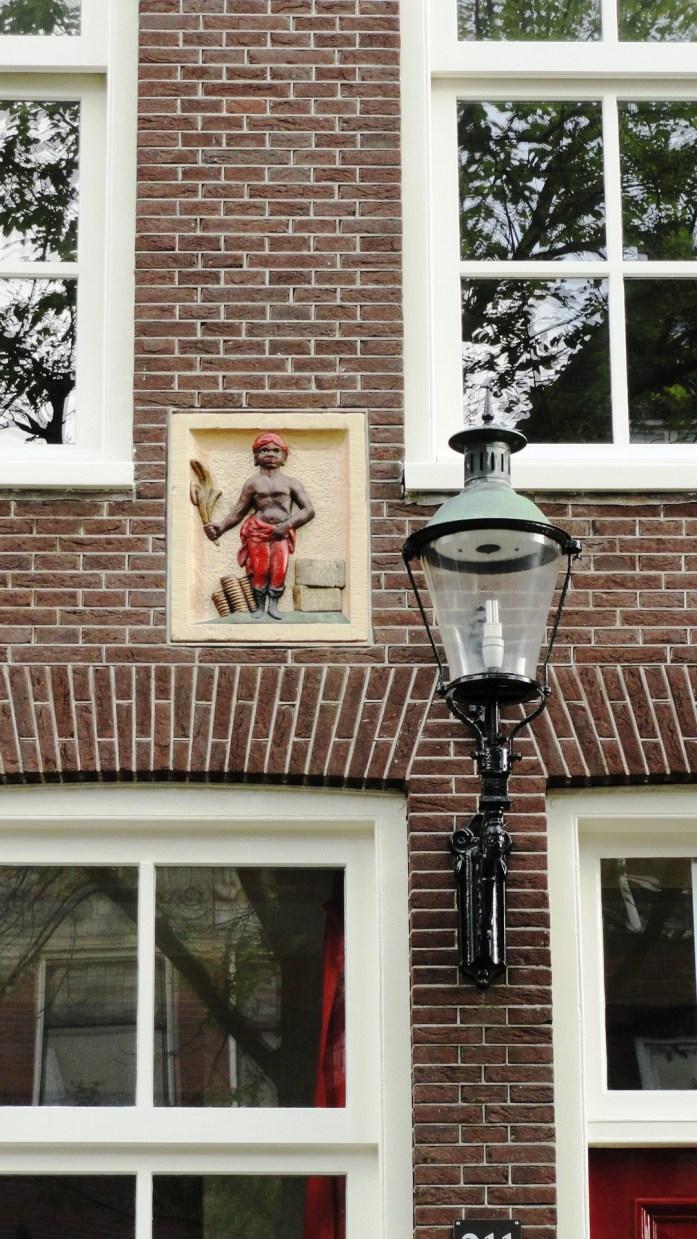Amsterdam - Plaque