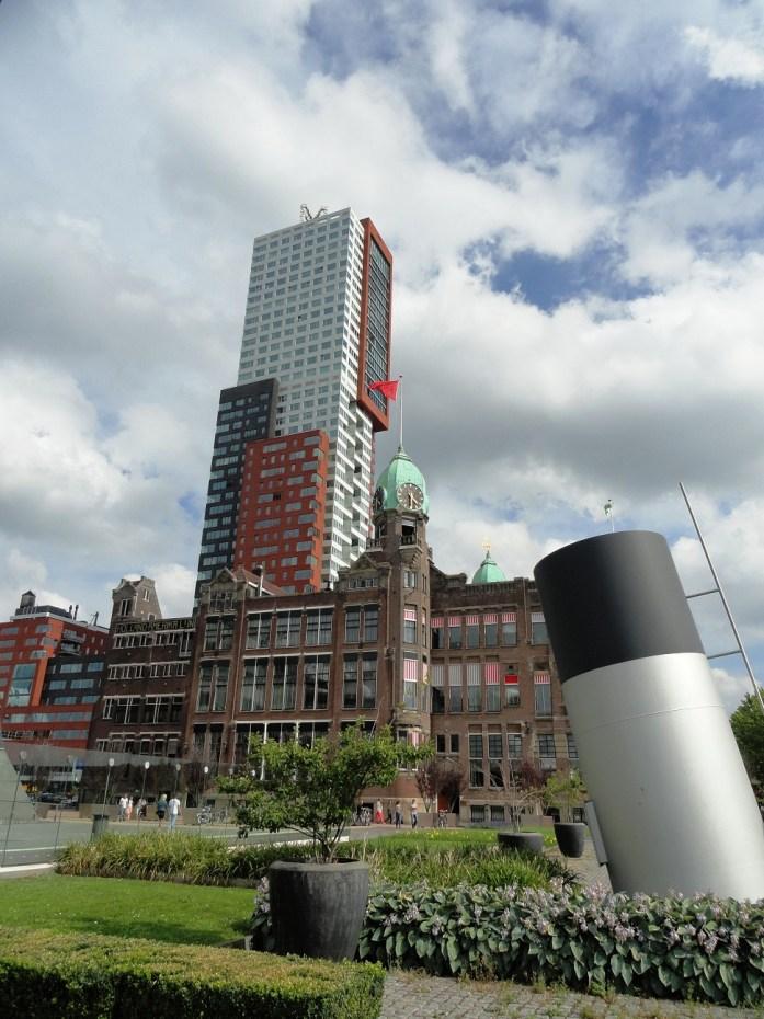 Rotterdam - Hôtel New York
