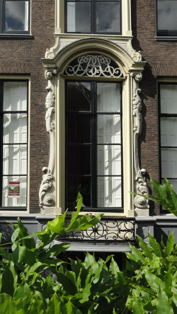Utrecht - Fenêtre