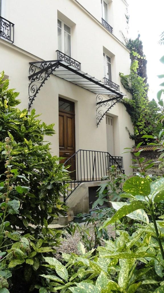 Villa Duthy, Paris 14e - Jardin