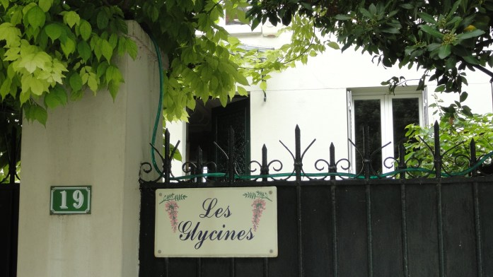Villa Deshayes, Paris 14e - Les Glycines
