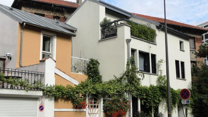 Rue Giordano Bruno - Maisons