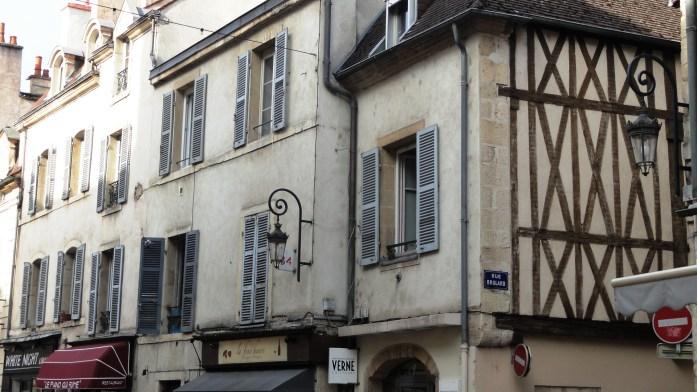 Dijon - Façades