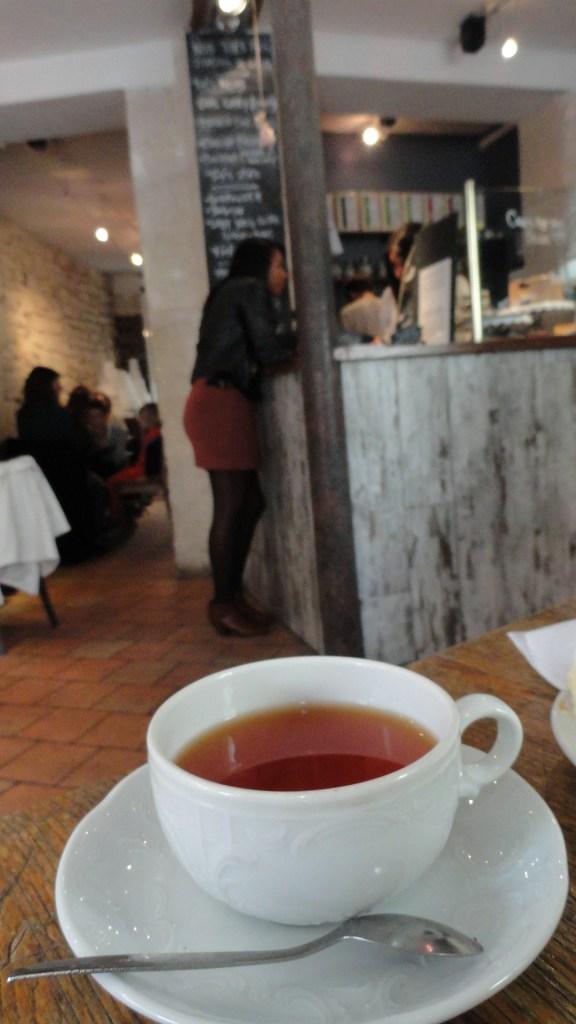 Sugarplum, Paris 5e - Tasse de thé