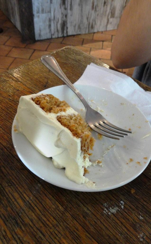 Sugarplum, Paris 5e - Carrot Cake