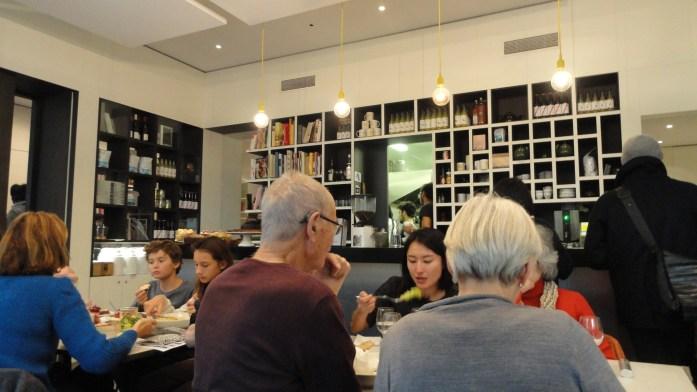Le BAL Café - Salle