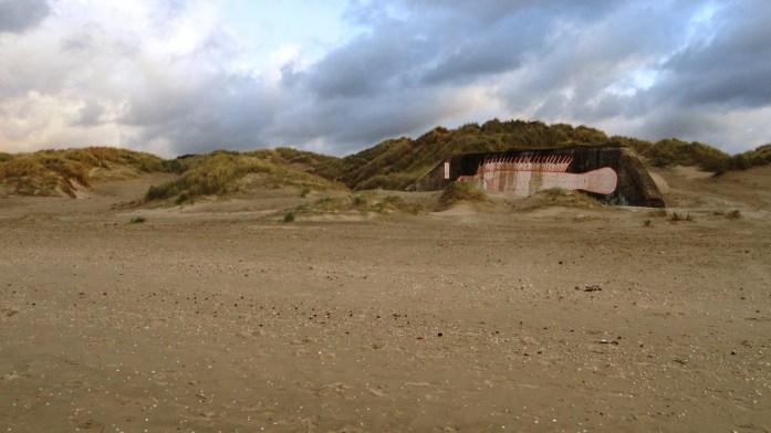 Plage de Bray-Dunes - Blockhaus