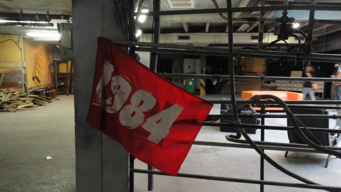 Manufacture 111 - Paris 20e - INTERZONE