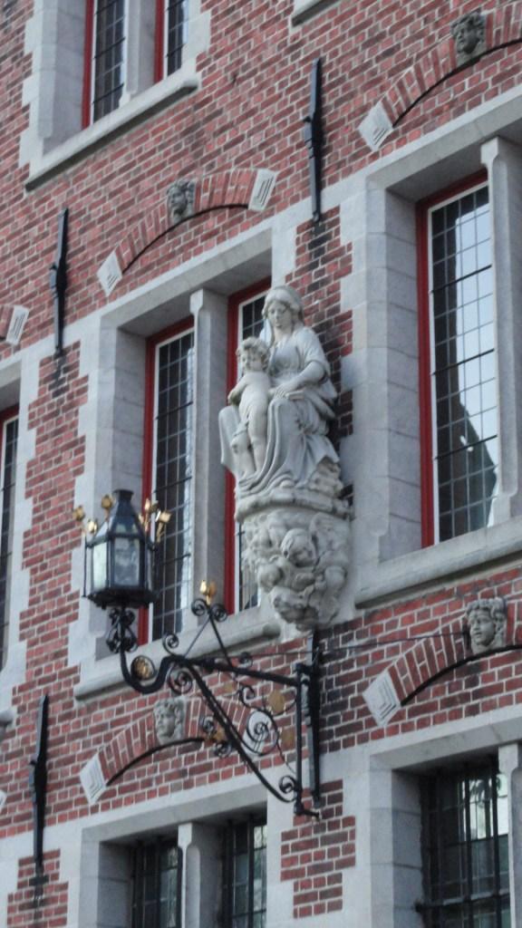 Bruges - Façade