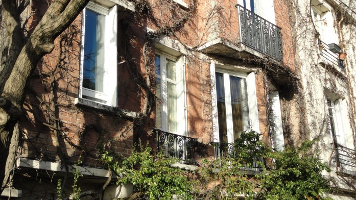 Butte Bergeyre, Paris 19e